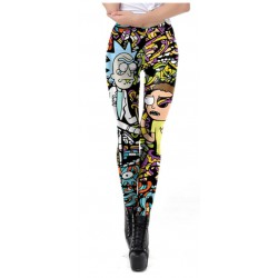 Legging rick et morty