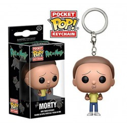 Porte Clé Morty