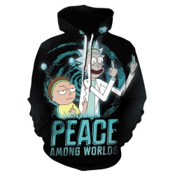 Rick et Morty Sweat