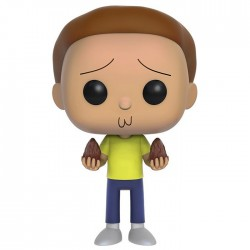 Figurine Pop Morty