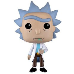 Figurine Pop Rick
